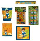 GO DIEGO GO - PARTY RANGE  (Tableware/Cups/Decorations/Loot Toys+) Animal Rescue