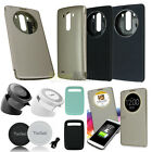 Qi Wireless Charger Charging Pad+Quick Circle NFC Case for LG G3 D855 D851 VS985