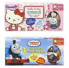 3 CHOCOLATE SURPRISE EGGS Choice of Hello Kitty/Thomas & Friends Toys/Candy/Gift