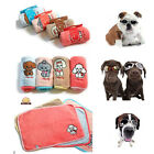 """23"""" Pet Dog Cat Puppy thin Blanket Bed Mat House Pad Cover Teddy Embroider"""