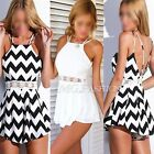 New Women Sexy Celeb Playsuit Party Evening Summer Ladies Dress Shorts Jumpsuit