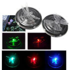 LED Solar Power RGB Night Light Multi Color Floating Lamp Water Pool Pond Garden