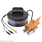 20M/30M Cable Underwater Fishing 600TVL SONY CCD Camera Waterproof Fish Finder