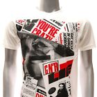ASIA SIZE Sz S M L XL Gun n Roses T-shirt Men Rock Band Music Slash Many Size