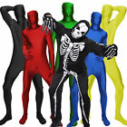 Adult Unisex Lycra Zentai Second Skin Full Body Suit Bodysuit Gimp Suit Jumpsuit