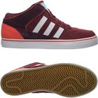 Adidas Culver Vulc MiD Red Men's Shoes Skater's Lifestyle Fashion Shoes NEW