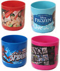 Mega Brands Ltd- Kids Themed 400ML Plasic Mugs- 4 Colours- Great Price!