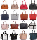 Women's Faux Leather Tote Bags Nice Shoulder Top Handle Handbags Bag For Women