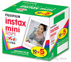 50 Fuji Instax Mini 8 Film 50s Mini 90 Mini 25 Mini 7s Fujifilm Made in Japan
