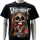 Sz S M L XL XXL 2XL Bullet For My Valentine T-shirt  Black Many Size Bu1