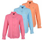 Polo Ralph Lauren Women's Sport Poplin Double Layer Shirt