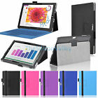 PU Leather Folio Stand Cover Case for Microsoft Surface 3 10.8 Inch Win 10 Tab