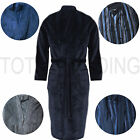 Mens Ex Store M&S Dressing Gowns Bathrobes Thick Robe Lounge Soft Wrap Gown
