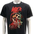 Sz M L XL XXL 2XL Slayer T-shirt Rock Dead Evil Buffy The Vampire Slatanic Sl20
