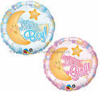 Its a Boy or It's a Girl Foil Helium Balloon New Baby / Shower Party Decoration