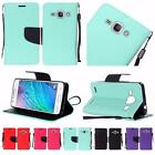 PRE ORDER For Samsung Galaxy J1 J100H Premium Leather Flip Wallet Cover Case