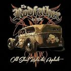 The Rodfather Hot Rod Rat Rod Old School Pin Stripes T Shirt M to 6XL