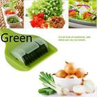 Vegetable Onion Garlic Cutter Slicer Peeler Shredder Chopper Home Kitchen Tool Z