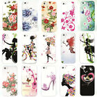 Pretty Nice  Pattern Skin Hard Back Case Cover Fits For iPhone4S 5C 6Plus