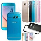 Luxury Rugged Shockproof Aluminum Metal Hard Case Cover For Samsung Galaxy S6