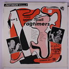 MUGGSY SPANIER & PEE WEE RUSSELL: Ragtimers, Vol. 1 LP (Mono, red wax) rare Jaz