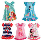 Lovely Kids Baby Girls Minnie Mouse Party Dress Vest Skirt Toddler Clothes 2-5Y