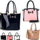 Ladies Women's Designer Fashion Celebrity Tote Bag Shoulder Handbag Large Bags