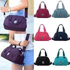 Womens Nylon Handbag Shoulder Crossbody Messenger Bag Satchel Waterproof Casual