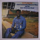 CHIEF COMMANDER EBENEZER OBEY: Adam & Eve LP (Nigeria, '77, small corner bend,