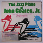 JOHN COATES, JR.: The Jazz Piano Of LP (library toc, slight small corner bend)