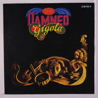 DAMNED: Gigolo / The Portrait 45 (UK PS, blue vinyl, nearly new!) Punk/New Wave