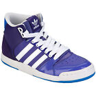 Womens adidas Originals Midiru Court Mid 2 Trainers In Purple High-End Womens