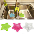 Starfish Drain Hair Catcher BathRoom Bath Stopper Strainer Filter Shower Cover