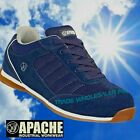 Apache Strike Trainer Shoe Safety Toe Cap Work Mens