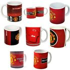 Official Football Club - MANCHESTER UNITED MUGS Ceramic (Gift, Xmas, Present)