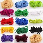 Colorful 5M Stretchy Round Elastic Round Cord Beading String Thread Roll 3mm
