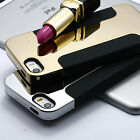 Fashion Shockproof Rubber + PC Hard Back Case Skin For iphone 5/6/6 Plus
