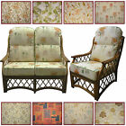 Gilda Replacement Suite Cushions/Covers Cane Furniture Wicker Sofa Rattan chair