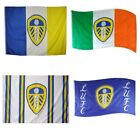 OFFICIAL LEEDS FOOTBALL CLUB  FLAGS 5ft x 3ft