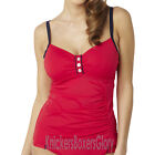 Panache Swimwear Veronica Tankini Top Red SW0641 NEW Select Size