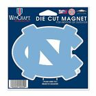 North Carolina Tar Heels Official NCAA Die Cut Car Magnet by Wincraft 122766