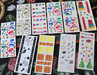 Creative Memories Studio Sticker Strip~U Choose~Confetti~Streamers~Party Misc.