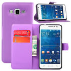 For Samsung Galaxy Grand Prime G5308W SM-G530H Fashion PU Leather Cover Case