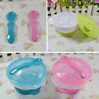 Child Baby Kids Child Suction Cup Bowl Slip-resistant Tableware Set Sucker Bowl