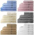Ideal Textiles®, 100% EGYPTIAN COTTON 6 PIECE BALE SET BUNDLE 500GSM TOWELS
