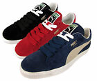 Mens Puma Archive Suede Classic Trainer Retro Trainers Lace Up Shoes 350734