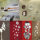 Внешний вид - Removable Mirror Decal Art Mural Wall Stickers Home Decor DIY Room Decoration