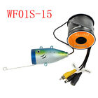 Brand New 13M/30M/50M Cable HD Underwater Fishing Camera Ice Fish Finder 1000TVL