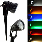 9W LED Spike Light Bulb Lamp Spotlight Outdoor Garden Yard Path  Pond Landscape