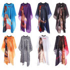 Salon Barber Hairdressing Hairdresser Hair Cutting Gowns Capes Aprons Cloth US